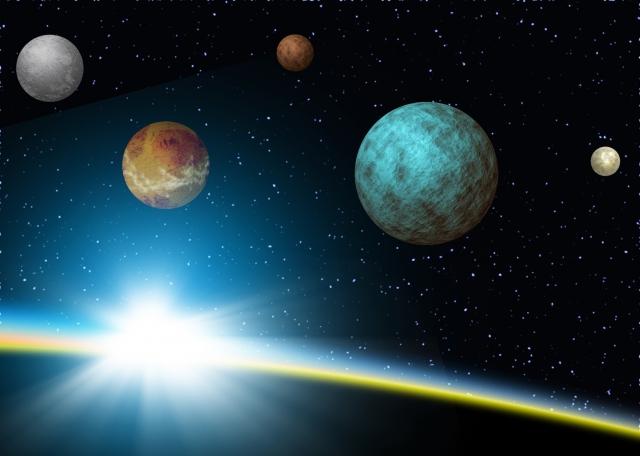 第二宇宙速度の解説記事アイキャッチ画像
